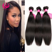 Wholesale Mongolian Weave Prices - Brazilian Virgin Human Hair Straight Weave Bundles 3pcs lot Wow Queen Products Cheap Wholesale Price Unprocessed Brazilian Hair Extensions