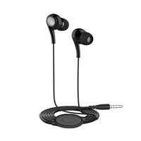 Wholesale super basses for sale - Group buy Original Langsdom JD91 mm stereo earphone Super Bass sound Earphone wth mic Running earphones for mobile phone for iphone xiaomi