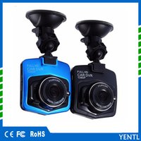 grabadora de video de alta calidad al por mayor-YENTL Mini Car Dvr Cámara Full HD 1080p Grabador de memoria 16G o 32G Dashcam Registrador de video digital G-Sensor Alta calidad Dash cam