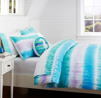 Wholesale Cheapest Duvet Covers - CHEAPEST!!!Tie Dye Duvet covers & sets bedding sets bedclothes queen king size duvet cover Bedding Supply Christmas gift