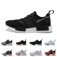 2017 Cheap Online Wholesale NMD R1 Runner Primeknit PK Hommes Femmes Unisex Sports Running Athletic Sneakers Chaussures Cheap Famous With Box