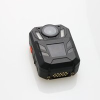 Wholesale Remote Control Police - 4000mah Big Battery WA7D Body Worn Camera IP67 Waterproof MAX 128G Ambaralla A7LA50 Chipset 8IR Infrared night vision Police DVR