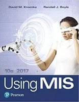Wholesale Wholesale Used Electronics - 2017 Using MIS (10th Edition) 10th Edition 978-0134606996