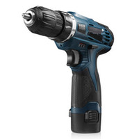 Wholesale Tools Rechargeable Battery - Electric Drill With Lithium Battery Cordless Electric Screwdriver Rechargeable Power Tools Furadeira e parafusadeira Taladro Inalambrico