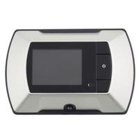 дверная камера оптовых-2,4-дюймовый ЖК-монитор с дистанционным управлением