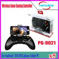 Ipega PG-9021 android Wireless Bluetooth Gaming Game Controller Gamepad Gamecube Joystick für Android Phone Tablet PC Laptop 5PCS YX-PG-21