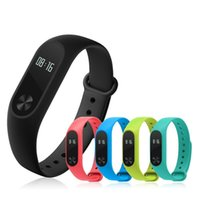 Wholesale Apple Multi Monitor - M2 Smart Wristbands Touch support measure heart rate monitor waterproof wholesale suitable IOS Android multi-function fast shipping