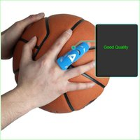 Wholesale Volleyball Wrist Support - Wholesale- Professional Volleyball Finger Sleeves Guard Basketball Finger Support Gears Sports Protector