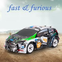 Wholesale 4wd Electric Rc Drift - Wltoys K989 RC Racing Car 4WD 2.4GHz Drift Remote Control Toys High Speed 30km h FSWB