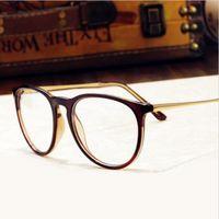 Wholesale plain glass spectacles frame designs for sale - Brand Design Grade Eyewear Frames eyeglasses eye glasses frames for women Men Male Eyeglass Plain optical Glass spectacle frame