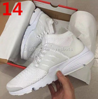 Wholesale Newest Designer Sneakers - NEWEST Air PRESTO BR QS Breathe Black White Mens Basketball Shoes Sneakers Women Running Shoes For Men Sports Shoe,Walking designer shoes