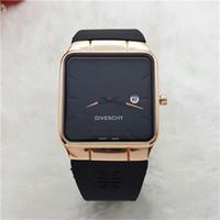 Wholesale Pin French - French watch Famous brand Luxury men's Slim Leisure luxury watch quartz watch famous brand men's watches clock Relogio Wristwatches