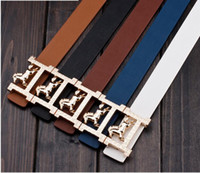 Wholesale Alphabet Designer - 2017 belt brand designer belts senior alphabet buckle new design PU leather belts for men and women waist belts free shipping AOP--0034