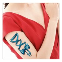 3D Körper Tattoo Sexy Multicolor Schmetterling Tattoo Decals Körper Kunst Aufkleber Flying Butterfly Wasserdicht Papier Temporary Tattoo Aufkleber Free DHL