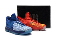 Wholesale Kd Easters Price - New KD 9 Fire and Ice for sale Wholesale prices Kevin Durant shoes free shipping size 40-46