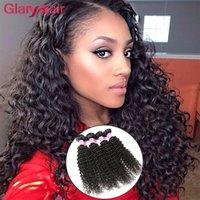 Wholesale best curly virgin hair resale online - 2017 Best Selling Items Kinky Curly Brazilian Virgin Hair Extensions Mink Brazilian Hair Bundles Mongolian Kinky Curly Human Hair Weaves ps