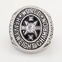 Wholesale Rocky Ring - 1952 Heavy weight rocky undefeated marciand world championship ring