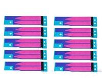 iphone klebeband großhandel-Batterie-Aufkleber-Kleber-Kleber für iphone 7 4.7inch iphone 7 plus 6s plus 5.5inch 5S geben Verschiffen frei