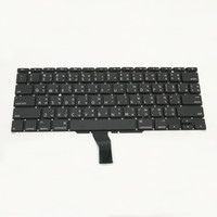 Wholesale Replacement Macbook - A1370 A1465 Thailand Keyboard For Apple Macbook Air 11'' Thai Laptop Keyboard Replacement 2010 To 2015 Years