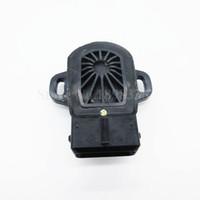 drosselsensor großhandel-Original Gebraucht OEM MD628186 MD628227 TPS Drosselklappensensor 4 PINS für Mitsubishi Pajero Galant Carisma