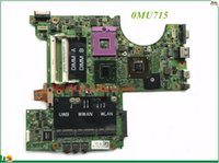 Wholesale 478 Motherboard Cpu - MU715 0MU715 CN-0MU715 For Dell XPS M1530 Series Laptop Motherboard mPGA478MN With CPU G84-601-A2 DDR2 100% Tested