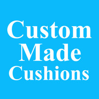 Wholesale Fabric Chair Covers - Custom Cushion Covers OEM Customize Made Linen Fabric Cushion Cover Your Own Designs Print Pillow Case For Car Sofa Chair Seat Decoration