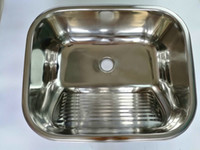 ss kitchen sink - RV Caravan Camper Boat SS Hand Wash Basin Kitchen Sink MM GR A
