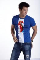 Wholesale Blank Tee Top Shirts - #008 Men's cotton T-shirt men's T Shirt Kanye West Extended T-Shirt Men's clothing Curved Hem Long line Tops Tees Hip Hop Urban Blank Justi