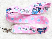 Wholesale fashion cartoon images for sale - Group buy Hot sale Cartoon characters image exquisite phone lanyard fashion keys rope neck rope card rope