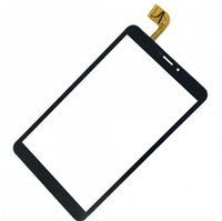 Wholesale touchscreen parts - Wholesale-For Vonino Pluri Q8 touchscreen 8 Inch Black New Touch Screen Panel Digitizer Sensor Repair Replacement Parts Free Shipping