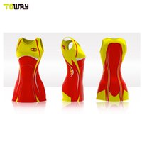 Wholesale Cheap Xxl Dresses - Wholesale- design your own style cheap netball dress