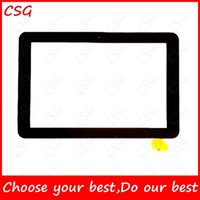 "Wholesale Tablet Q - Wholesale- Original New 10.1"" QILIVE MY15Q2P Q.3778 Quad core Tablet Capacitive touch screen panel Digitizer Glass Sensor Free Shipping"