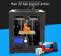 Wholesale Anet d printer A3 desktop quasi industrial rapid prototyping high precision D printer Anet d high precision printer