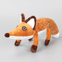 Nueva película Le Petit Prince The Little Prince Fox Plush Doll Stuffed Toys 16