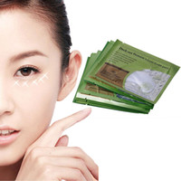 Wholesale Collagen Under Eye Pads - Wholesale-10 Pairs Anti-Wrinkle Dark Circle Collagen Under Eye Patches Pad Mask Bag Gel