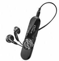 Wholesale Mp3 Player Clip Retail - Wholesale- Sport Mp3 player B152F for sony Real 8GB with clip + FM Radio Pen USB Flash Drive Recording MP3 music player with retail box