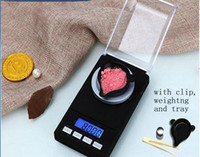 Wholesale Weight Calibration - 20g 50g  0.001g LCD Digital Electronic Scale Laboratory Balance High Precision Measuring Weight Tools Medical Scale Jewelry Scales