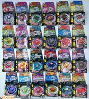 Wholesale Beyblade Fury - Beyblade Metal Fury 24 Different Styles Without Launcher Beyblade Fury Brinquedo Christmas Gift For Kids
