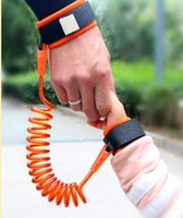 Wholesale Baby Prevent Lost - Prevent Missing Infants with Traction Rope Child Anti Lost Rope Baby Anti Lost Bracelet Spring Line