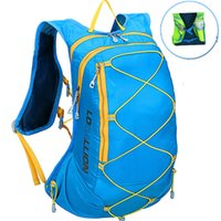 Wholesale Riding Sport Vest - 15L New Outdoor Cycling Bicycle Running Climbing Backpack Fishing Vest Bag Running Sport Backpack Ride Pack 5 Colors 522