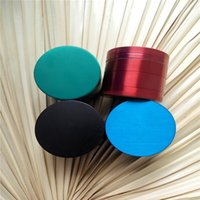 Wholesale Abrasive Wholesalers - Wholesale-40mm New grinding tools concave Smoking Accessories Grinders Cover Metal Grinder abrasive tool Smoking Accessories A0693