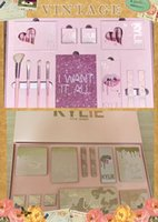 Wholesale Color Bug Set - Dropship Kylie I WANT IT ALL + Vacation Edition Collection take me on vacation,Send me more Nude,Shinny Dip,Ultra glow,the wet set,june bug