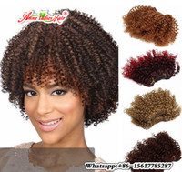 Wholesale adorable hair extensions buy cheap adorable hair synthetic jerry curl synthetic weft hair adorable hair extensions brazilian kinky bundle jerry curl hair pmusecretfo Choice Image