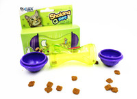 Wholesale Iq Smart - The New Pet Toys Food Pet Cat Food Leakage Ball Smart Interactive IQ Treat Ball Cat Toys Ball Free Shipping