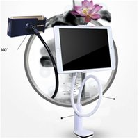 Wholesale Ipad Arm Holder - universal Mobile Phone Holder 80cm Long Arm Lazy Holder Bed Desktop holder for ipad Mobile Tablet PC Stand Extendable mounts DHL