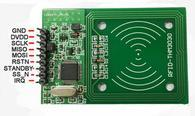 Wholesale RFID radio frequency IC card induction MFRC RC module