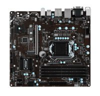 Wholesale Msi Desktop Motherboards - Desktop Motherboard for MSI B250M PRO-VDH B250 LGA1151 DDR4 M.2 USB 3.1 DVI VGA D-SUB support G4560 I3 I5 7500