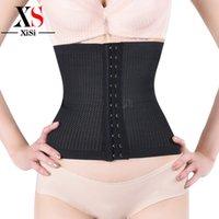 Wholesale Cheap Costume Corsets - Wholesale- 2015 shapers cheap plus size lingerie slimming shaper tummy trimmer body shaper costumes plus size waist trainer bodysuit corset