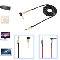 Wholesale Equipment Cable - Hoco UPA02 AUX Spring Audio Cable Compatible With All 3.5 mm Audio Equipment With Retail Package
