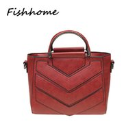 Wholesale Low Price Designer Bags - Wholesale- Lowest price! Famous Brand Women Bags Designer Luxury Handbags Women Messenger Bag Ladies Leather Shell Tote Shoulder Bags LX020